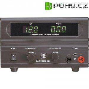 Laboratorní síťový zdroj EA-PS 2032-50, 0 - 32 V, 0 - 5 A