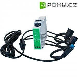 Proudový elektroměr na DIN lištu econ sens+ 250, 3x 230 V / 400 V