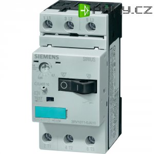 Výkonový spínač Siemens 3RV1011-1JA10, 7,00 - 10,0 A
