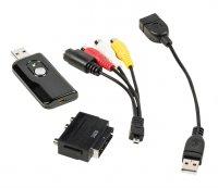 USB Video převodník - převod VHS do digitální podoby