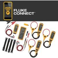 Profi sada vhodná pro průmyslové použití, Fluke FLK-3000 FC IND, Fluke Connect,