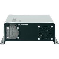 Sinusový měnič napětí DC/AC Voltcraft SWD-600/12, 12V/230V, 600 W