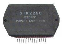 STK2250 NF zesilovač 2x50W/+-40V