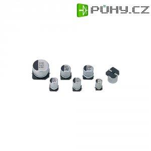 SMD kondenzátor elektrolytický, 22 µF, 16 V, 20 %, 6 x 5 mm