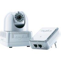 Monitorovací kamera Devolo, dLAN ® Starter Kit 1977, 640 x 480 px