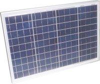 Fotovoltaický solární panel 12V/40W/2,17A polykrystalický