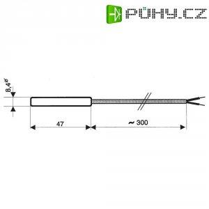 Teplotní čidlo Greisinger GMF 30/180 V4A, -50 až +175 °C, 104440