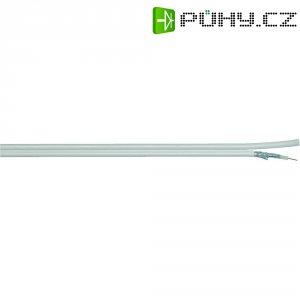 Koaxiální kabel LappKabel 3034030, 75 Ω, 1 m, stíněný, bílá