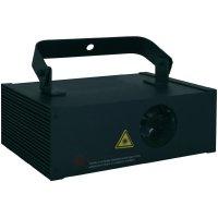 DMX laserový efekt Laserworld EL-200 RGY, 85 - 250 V/AC, červená/zelená