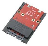 Adaptér rozhraní 28554C155 994029, [1x - 1x kombinovaná micro SATA zástčka 9+7-pólová]