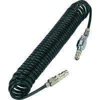 Airbrush tlaková hadice, 5 m, závit vnější 6 mm, vnitřní 4 mm