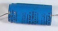 68uF/100VDC/35VAC TF204-elektrolyt bipolární