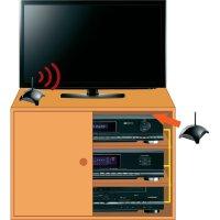 Rádiový přenos IR signálu DO Renkforce 433 MHz