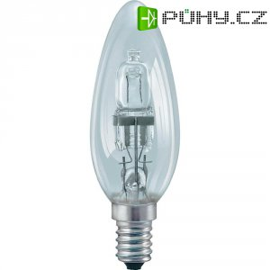 Halogenová žárovka Osram, E14, 46 W, stmívatelná, čistá bílá