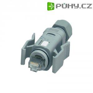 Propojovací konektor RJ45 Phoenix Contact VS-08-RJ45-5-Q/IP67 (1656990), zástrčka rovná