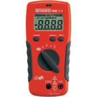 Digitální multimetr Benning MM 1-1, 0,1 Ω - 20 MΩ