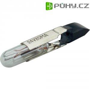 Telefonní nástrčná žárovka Barthelme 00512420, 24 V, 0,48 W