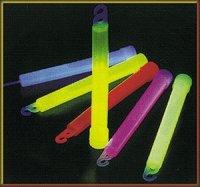 Svítící tyčinka 15 cm žlutá (chemické světlo)