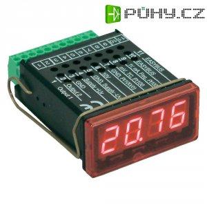 Univerzální panelový měřič a regulátor Greisinger GIA 20 EB / PK, 46 x 22 mm