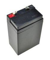 Náhradní akumulátor do svítilny WN20, 4V, Pb 5500mAh