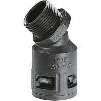 Hadicové šroubení LappKabel SILVYN® KLICK 45°B IP66 25x1,5 GY 55502856