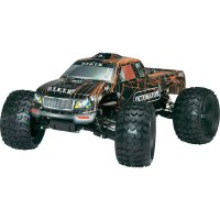 1:10 EP Reely Monstertruck Detonator 4WD, EB-250MT, 2,4 GHz, RtR