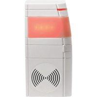 Bezdrátový gong s LED HomeMatic, 85977, 1kanálový