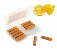 Elektronická cigareta - náplň Citron (0,0mg Nikotin) DOPRODEJ
