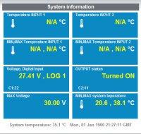 Záložní zdroj s funkcí UPS a WEB/SNMP managementem 230V/24V/5A