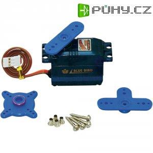 Standard servo Bluebird BMS-661 DMG, JR konektor