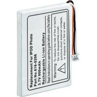 Náhradní Li-Ion akumulátor pro iPod, iPod Photo 30 GB, 3,7 V, 900 mAh