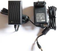Napáječ, síťový adaptér TWP-25 12V/1,5A spínaný, koncovka 5,5x2,5mm