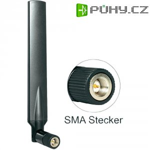 Anténa pro WiFi Delock 88451, 2.8 dBi, 2.4 GHz