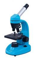 Mikroskop LEVENHUK RAINBOW 50L NG modrá