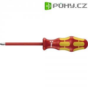 Křížový šroubovák VDE Wera 165 i 05006160001, PZ 0, délka čepele: 80 mm