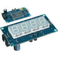 I²C Bus LED modul displeje C-Control