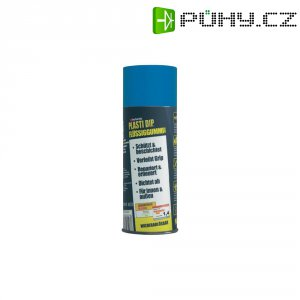 Tekutá guma ve spreji Plasti Dip, 400 ml, modrá