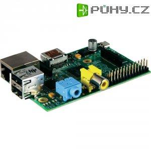 Mini-PC Raspberry PI model B, ARM (1x 700 MHz), 512 MB RAM