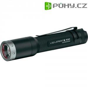 Akumulátorová LED svítilna LED Lenser M3R, 8503-R, 5 V přes USB, černá