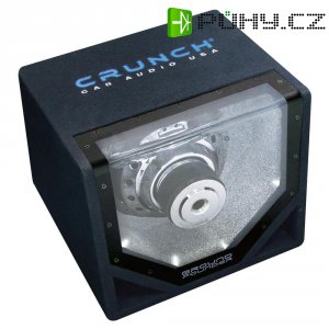 Subwoofer Crunch GroundPounder GPX-10BP, 600 W