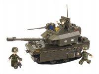 Stavebnice SLUBAN ARMY TANK ABRAMS M1A2 M38-B0287