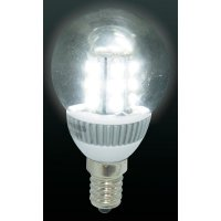 LED žárovka, 8632c39b, E14, 2,5 W, 230 V, 92,5 mm