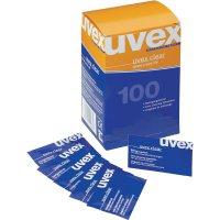 Hadříky na čištění brýlí Uvex, 9963 000, 100 ks