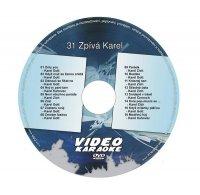 Karaoke DVD ZPÍVÁ KAREL
