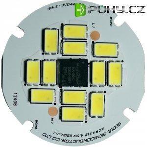 HighPower LED Seoul Semiconductor, SMJEA3020220 = SMJE-3V04W1P3, 230 V, 120 °, teplá bílá