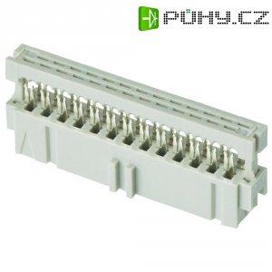 Pružinová lišta DIN TE Connectivity 1-215882-4, 14 pin