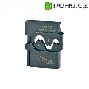 Krimpovací čelisti pro neizol. spojky Pressmaster, 0,5-2,5/4,0-6,0 mm²