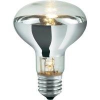 Halogenová žárovka Sygonix, E27, 42 W, 112 mm, stmívatelná, teplá bílá