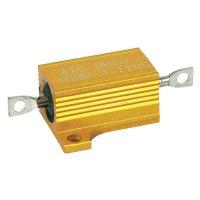 Rezistor ATE Electronics RB10/1-47R-J, 47 Ω, 5 %, axiální vývody, 12 W, 5 %