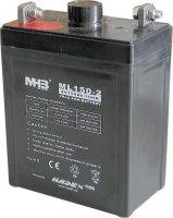 Pb článek MHB VRLA AGM 2V/150Ah DOPRODEJ